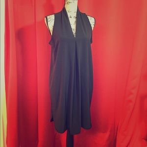 Lucy black dress. Size M